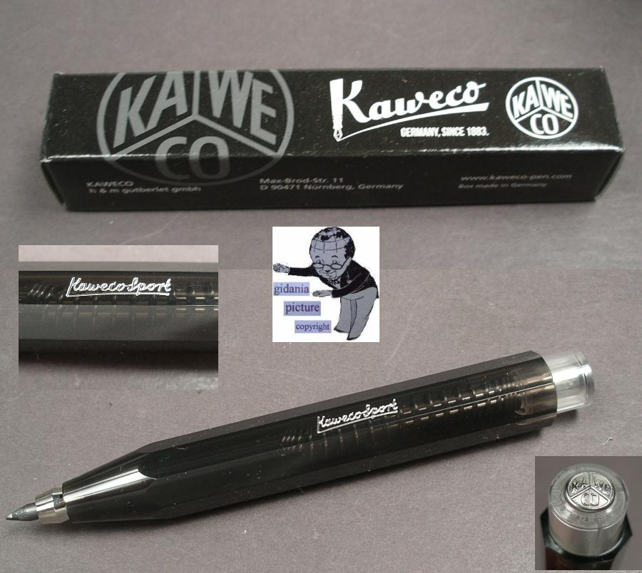 Kaweco ICE Sport Kugelschreiber in schwarz  #