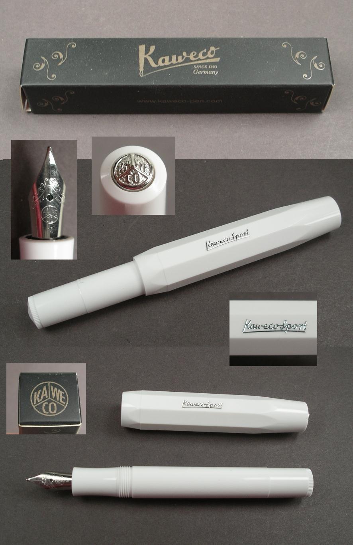 tratto M Medium /Penna stilografica Sport Mint Kaweco/