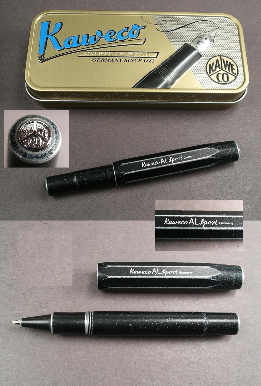 Jinhao X450 Schwarz mit Feuerwerk Füller 0.7mm Nib 18KGP Golden Schnitt Gifts DE